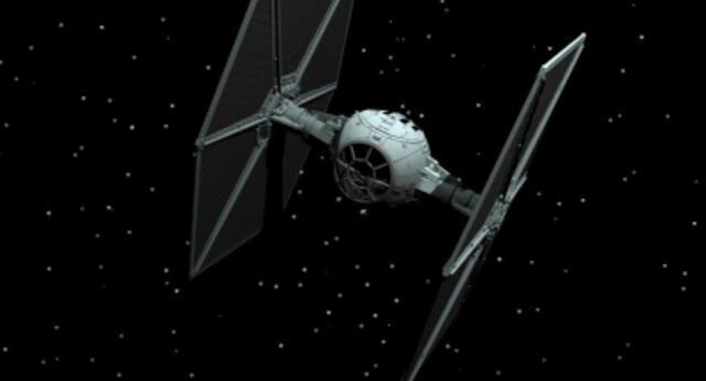 Científicos encuentran en el espacio exterior un objeto con la forma de Tie Fighter de Star Wars (FOTO)