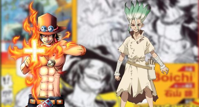 One Piece: Así luce el manga de Ace, dibujado por autor de Dr. Stone