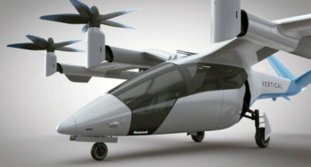 Estaría disponible en los próximos años: Inglaterra se encuentra desarrollando un taxi volador no contaminante