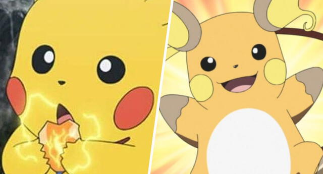 Pokémon : Pikachu evoluciona en Raichu y no fue lo que esperábamos