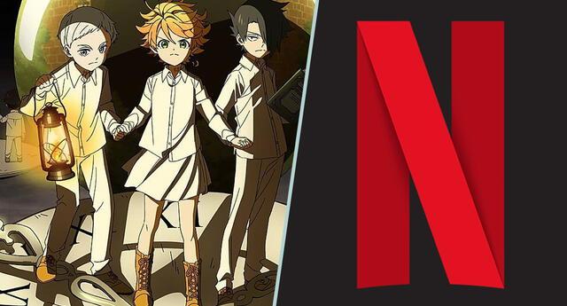 Netflix estrena The Promised Neverland hoy y los fans se emocionan