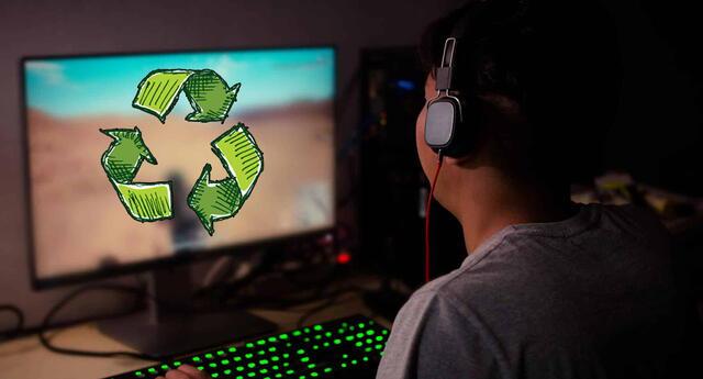 ¿Sabías que los videojuegos en streaming son dañinos para el medio ambiente?