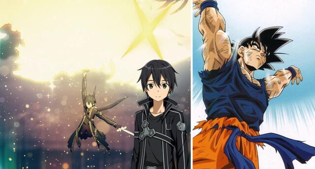 ¿Kirito de Sword Art Online le copia a Dragon Ball la genkidama de Goku?