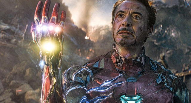 Robert Downey Jr responde contundentemente si volverá a ser Iron Man