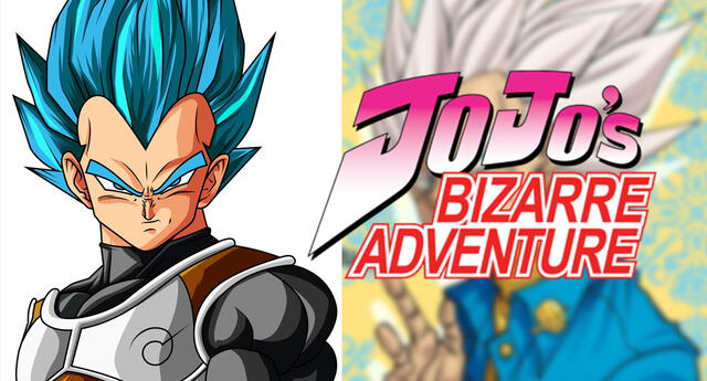Dragon Ball Super: Vegeta recibe un cambio al estilo JoJo's Bizarre Adventure