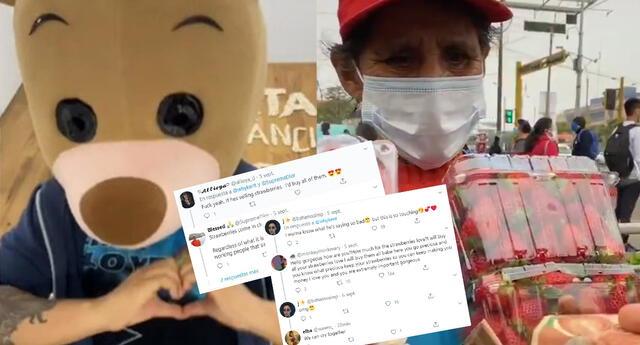 Osito Lima se vuelve viral en Estados Unidos y así hablan de él