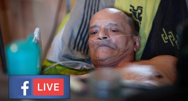 Facebook bloquea a francés por intentar transmitir su muerte en vivo (VIDEO)