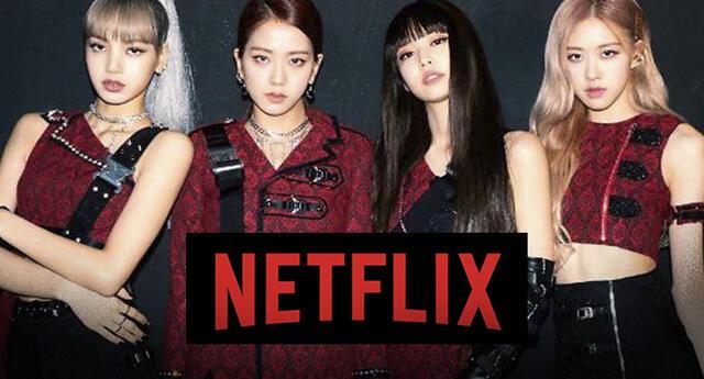 "BLACK PINK iluminará Netflix con su documental  ""Light Up the Sky"""