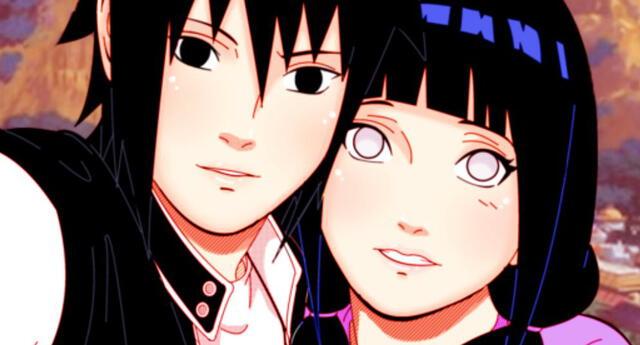 Naruto: Kishimoto revela, qué hubiese pasado si Hinata y Sasuke tenían hijos
