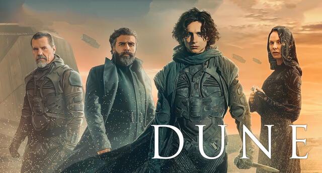 Dune se muestra en impresionante nuevo tráiler. | Fuente: Warner Bros.