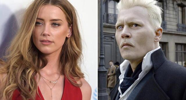 Animales Fantásticos 3 se retrasaría por culpa de Amber Heard y su nueva demanda contra Johnny Depp