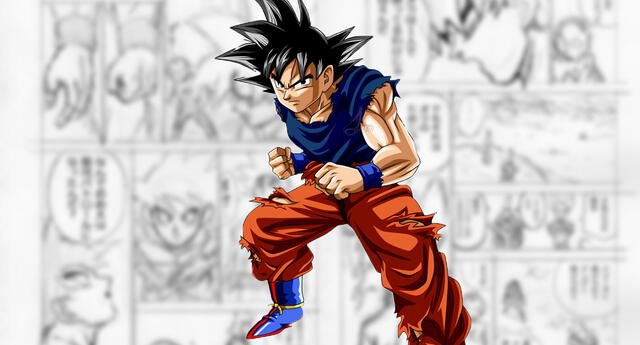Dragon Ball Super 64 : Spoilers revelan la nueva fuerza de Goku