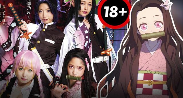 Kimetsu no Yaiba estrena su película pero en una versión para adultos