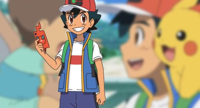 Pokémon revela al hermanito de Ash en nuevo capítulo del anime