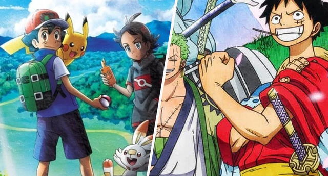5 animes con una mayor duración que One Piece y ni lo imaginabas