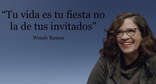 Wendy Ramos cautivó a España y la internet con este bello y potente mensaje