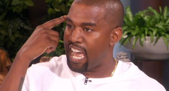 Kanye West se vuelve tendencia en Twitter por orinar sobre un Premio Grammy