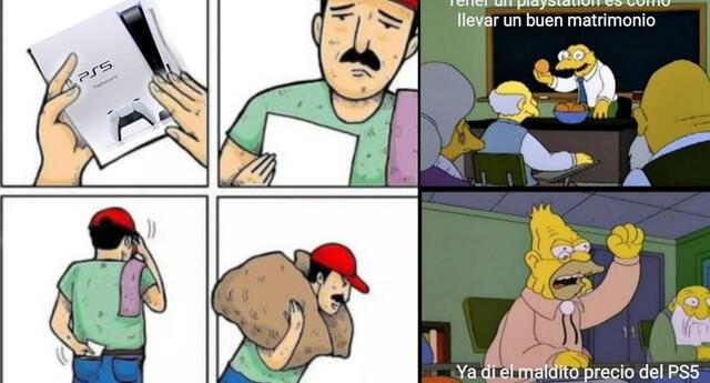 Los mejores memes que dejó el evento del PS5 Showcase (FOTOS)