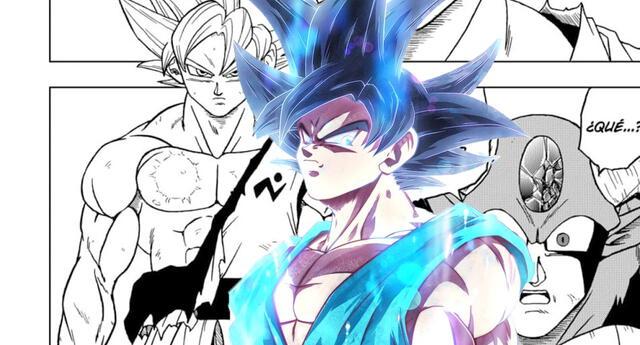 Dragon Ball Super oficialmente ha cambiado el nombre del Ultra Instinto