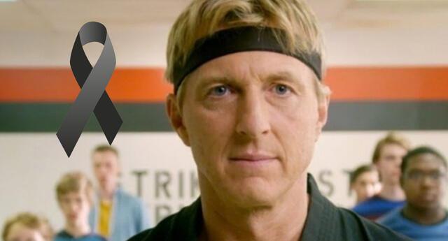 Cobra Kai : Actor murió días después de grabar una escena de la serie de Netflix