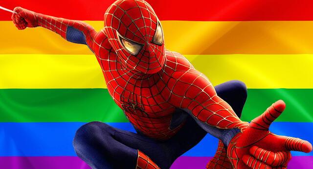 Sony  presentaría a un Spider-Man bisexual en su próxima película