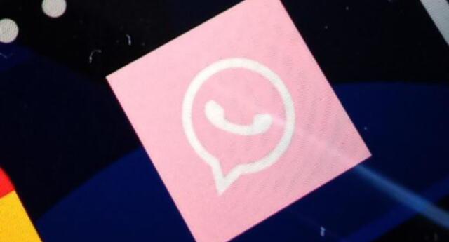 ¿Quieres cambiar al color rosado tu logo de WhatsApp? Con este sencillo método paso a paso podrás lograrlo