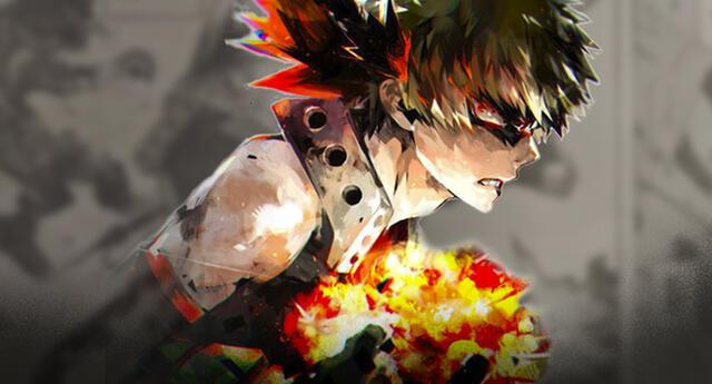 My Hero Academia 285: El sacrificio de Bakugo ¿morirá por salvar a Deku?
