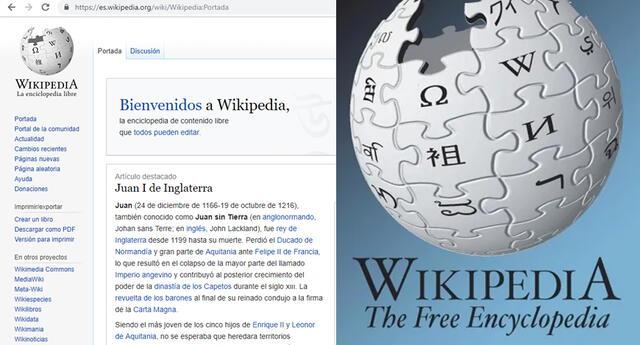 Wikipedia tendrá su primer rediseño de página y estará listo para 2021
