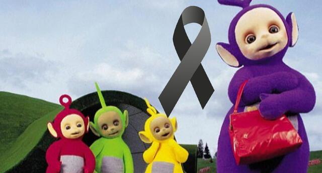 La triste muerte de Tinky Winky: la historia no contada del polémico Telettubie