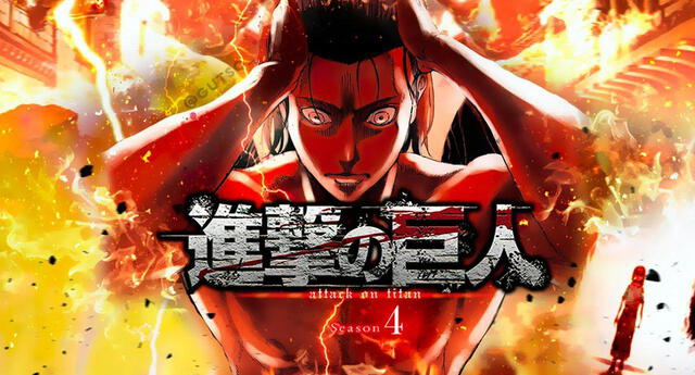 Shingeki no Kyojin: Revela espectacular póster para su temporada final