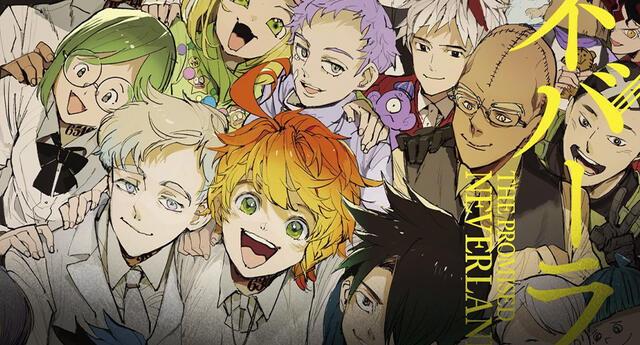 The Promised Neverland regresa con un nuevo capítulo de manga