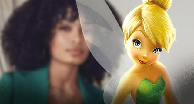 Disney revela su nueva 'Campanita' para el remake de Peter Pan y desata furor en redes sociales