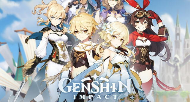 Genshin Impact finalmente está disponible de forma oficial para todos los fans de los videojuegos de rol y el anime. | Fuente: miHoYo.