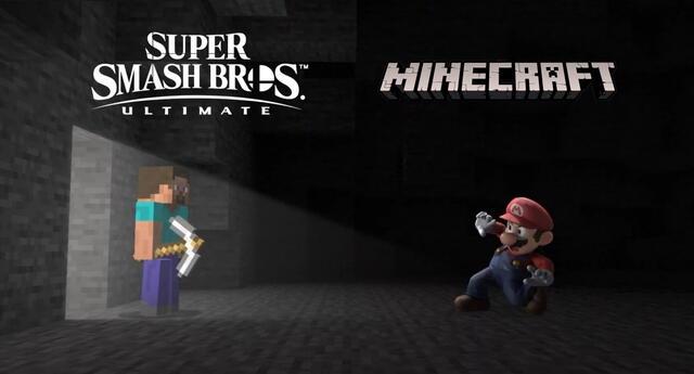 Uno de los memes constantes de la comunidad de Super Smash Bros finalmente se hizo realidad./ Fuente: Nintendo.
