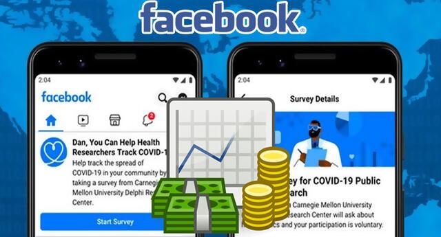 Alertan sobre estafa en Facebook sobre supuesta paga a infectados de COVID-19