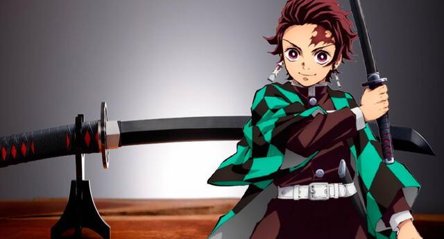 Kimetsu no Yaiba: La espada de Tanjiro puede ser tuya a este precio