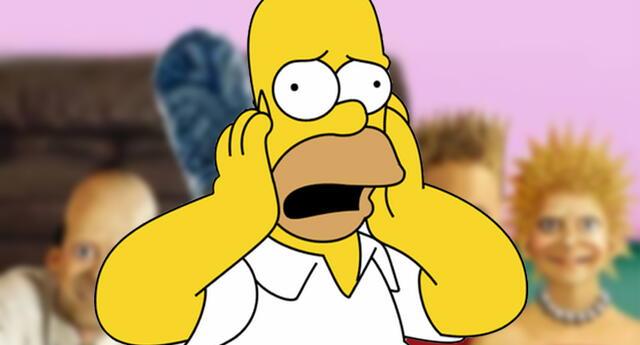 Creepypasta de Los Simpson.