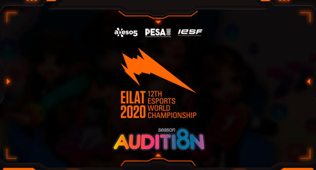 Las clasificatorias nacionales de Audition Latino para la EWC Eilat 2020 iniciarán el domingo, 4 de octubre. /Fuente