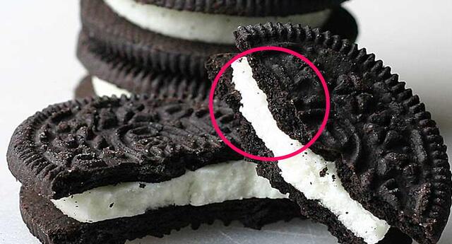 El relleno de las galletas Oreo no es una crema ¿Qué es enrealidad?