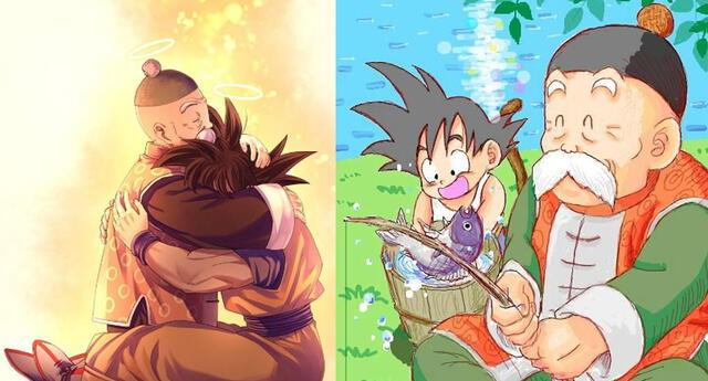 Dragon Ball : ¿Por qué Goku nunca revivió a su abuelo con las Esferas del Dragón?