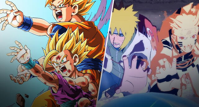 Top 10 de los padres e hijos más fuertes de la historia del anime