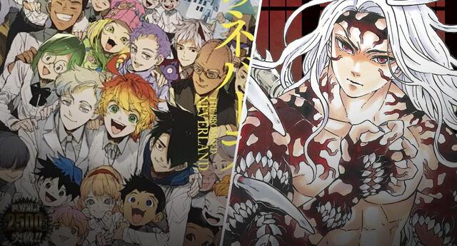 Oricon Ranking: Tomos de manga más vendidos del 28 de septiembre al 04 de octubre