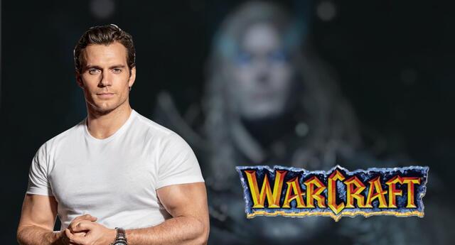 Un artista de Instagram transformó a Henry Cavill en el infame Rey Exánime de Warcraft y así luce./Fuente: Composición.
