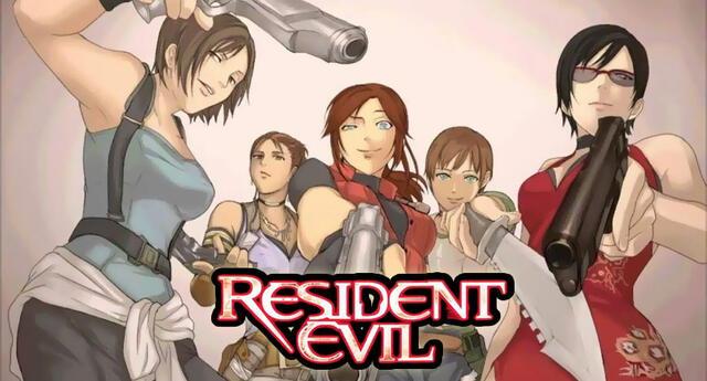 Resident Evil lanza nuevo manga para celebrar su 25 aniversario