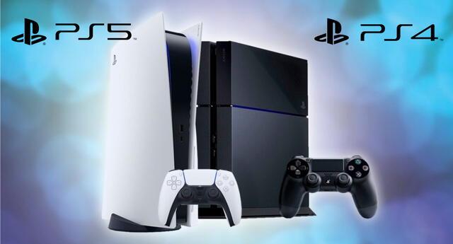 La retrocompatibilidad de PS5 con PS4 finalmente ha sido explicada por Sony y los jugadores están entusiasmados./Fuente: Composición.