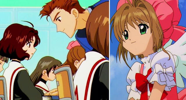 Rika y el profesor Terada tenían una relación amorosa en Sakura Card Captors