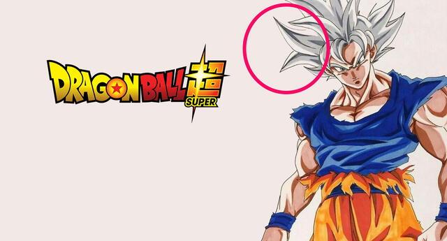Dragon Ball Super nos cuentan el secreto oculto del cabello de Goku con el Ultra Instinto