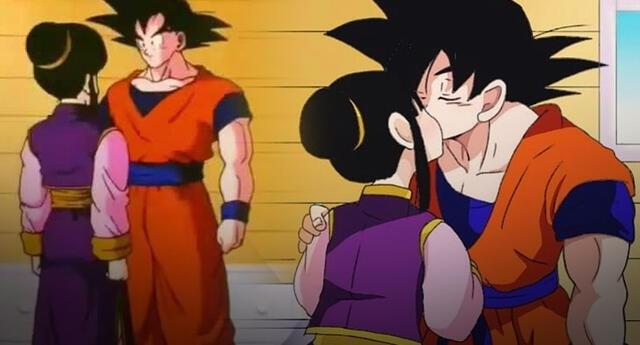 Dragon Ball: ¿Es verdad que Goku y Milk nunca se besaron?