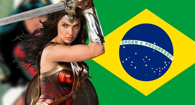 Wonder Woman ahora será de Brasil.