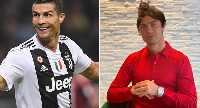 Cristiano Ronaldo cambia de look y sorprende a todos los fans, quienes le hacen memes